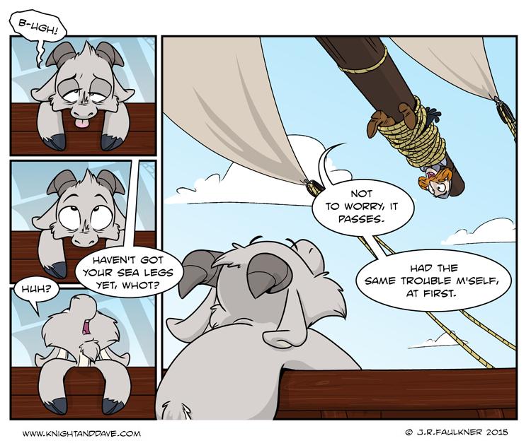 Escape Goat P.2