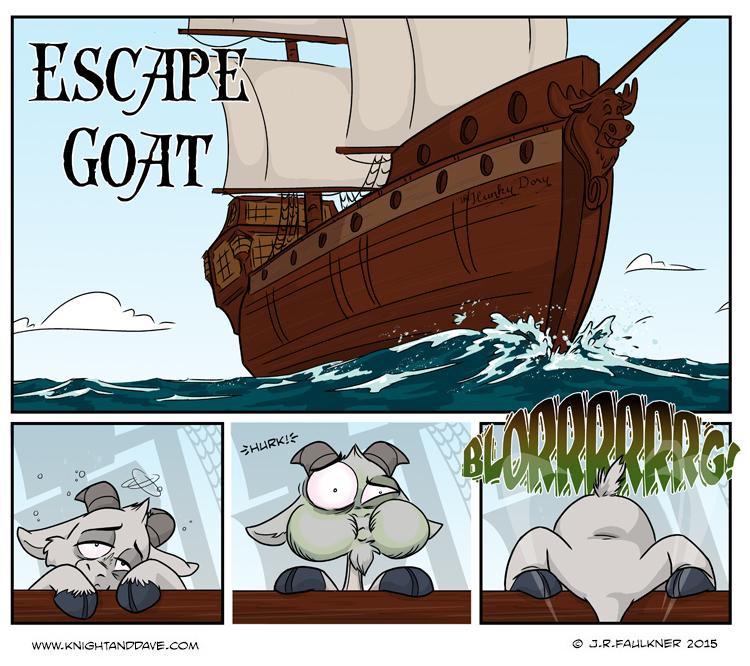 Escape Goat P.1
