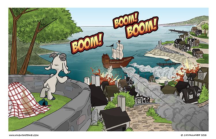 Escape Goat P.6