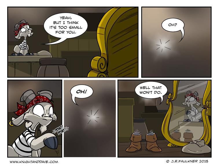 Escape Goat P.23